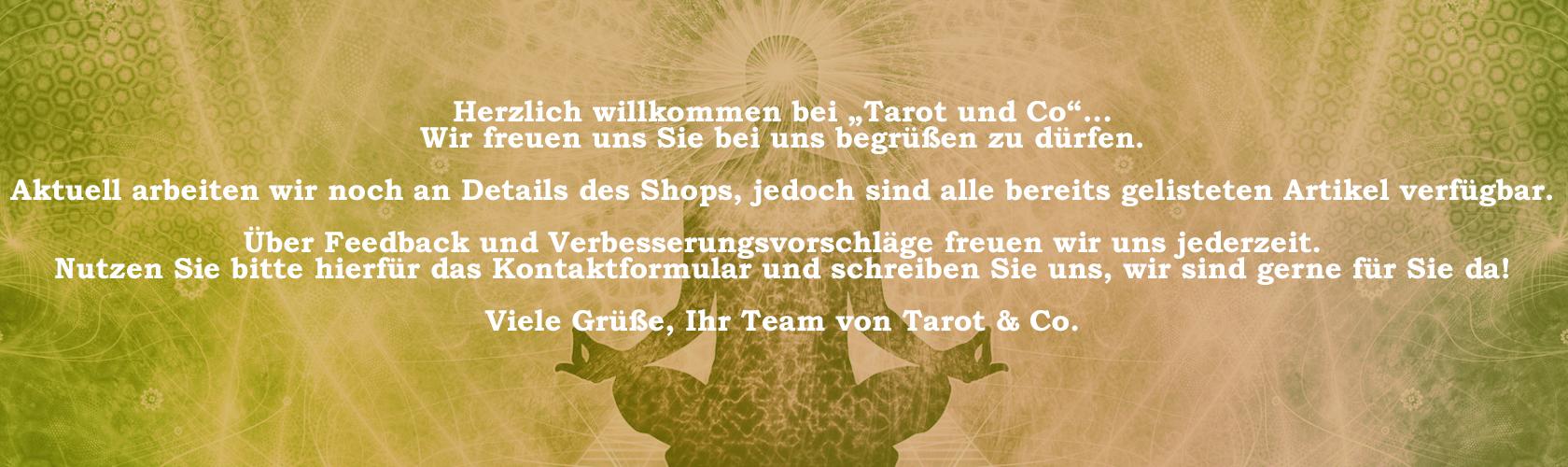 Runen Tarotkarten Pendel und Tensoren günstig online bestellen